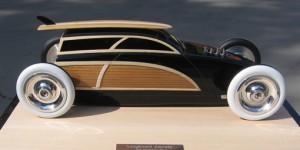 Longboard Express Model