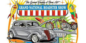 2013 Grand Nationals Roadster Show