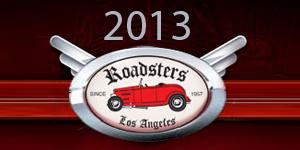 2013 L.A. Roadster Show
