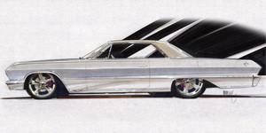 """63 Chevy Impala – """"Corpala"""""""