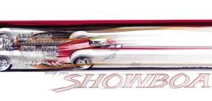 Showboat Dragster