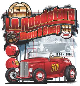 2014 LA Roadster Show 50th Anniversary